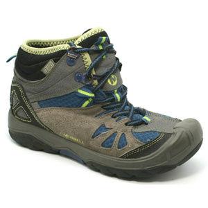 Merrell Kids Boys Capra Mid Hiking Waterproof Boot